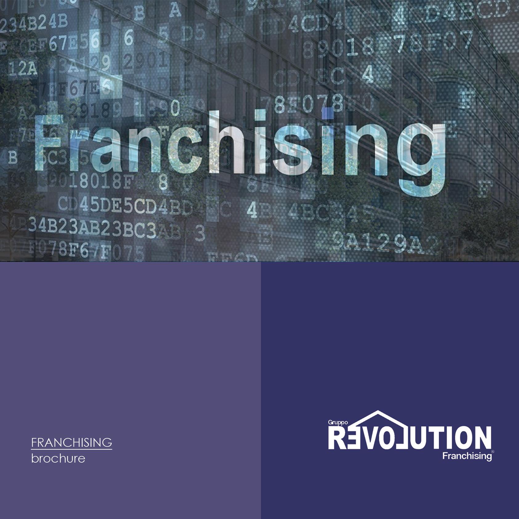Brochure Franchising